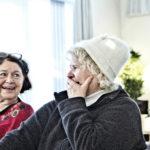Venskab-seniorbofællesskab